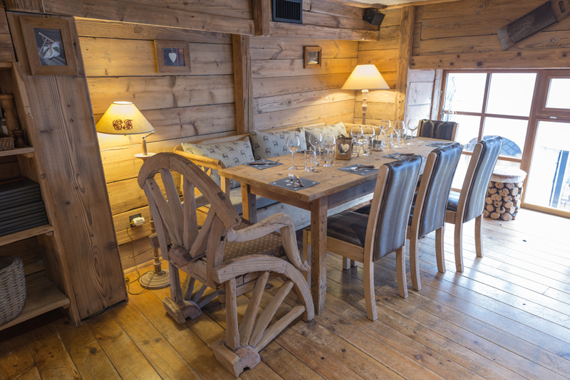 Le Chalet Table d'Hôtes