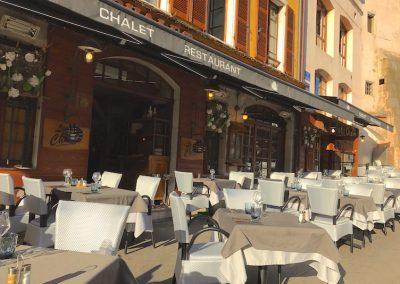 Le Chalet Terrasse
